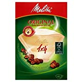 Melitta Classic Four Cup Coffee Filter Papers (40) - Pack of 2