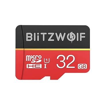 Amazon.com: BW-TF1 Class 10 UHS-1 - Tarjeta de memoria micro ...