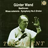 Beethoven - Missa Solemnis / Symphonie 3