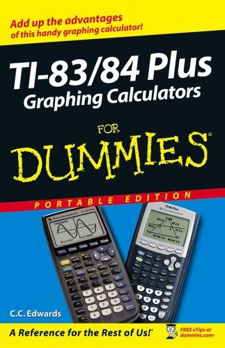 ti 84 plus c for dummies - 4