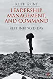 img - for Leadership, Management and Command: Rethinking D-Day book / textbook / text book