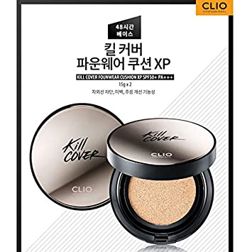 CLIO Kill Cover Founwear Cushion Xp, 05 Sand