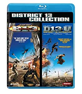 District B-13 & District 13: Ultimatum [USA] [Blu-ray]
