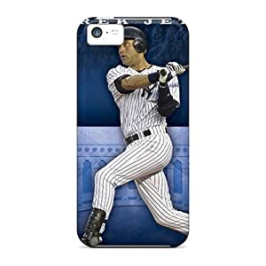 Awesome DreamDate Defender Tpu Hard Case Cover For Iphone 5c- New York Yankees