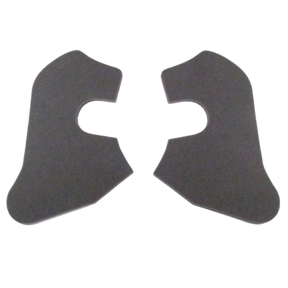 J&M Fairing/Speaker Acoustic Pads FSAP-HDCL