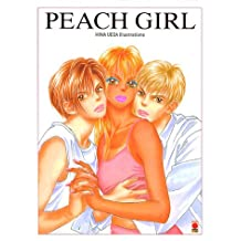 Peach Girl Illustrations