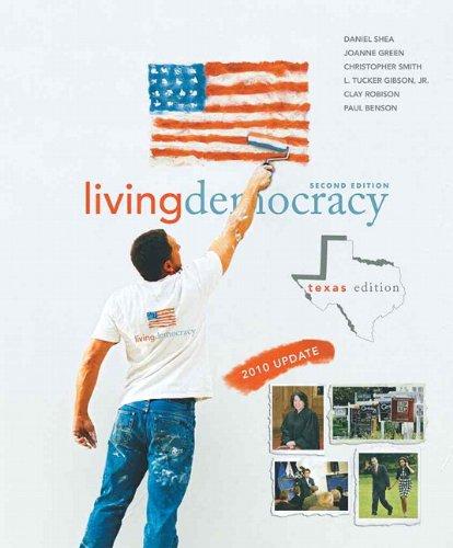 Living Democracy Texas Edition 2010 Update