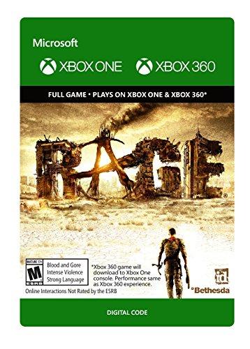 Rage - Xbox One / Xbox 360 [Digital Code]