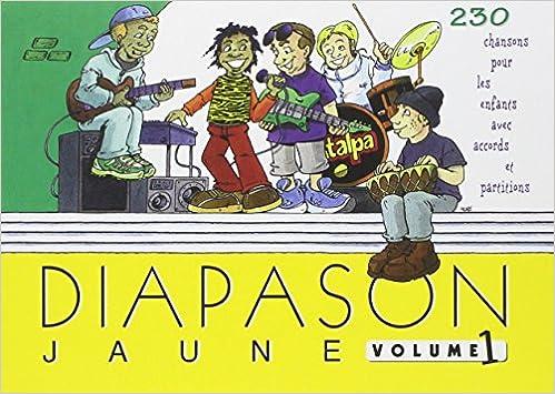Livres gratuits Diapason Jaune : Tome 1 epub pdf
