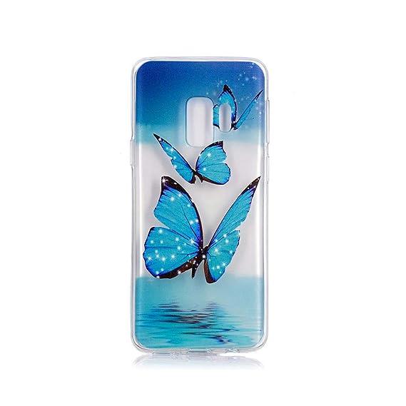 Amazon.com: Soft TPU case sFor Fundas Samsung Galaxy S9 Case ...