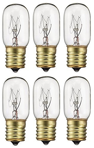 40 watt appliance bulbs - 7