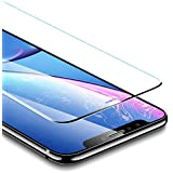 ESR Tempered-Glass Screen Protector Compatible with iPhone XR, [2-Pack] Full Screen Protection, 3X Stronger Screen Protector for iPhone XR (2018)