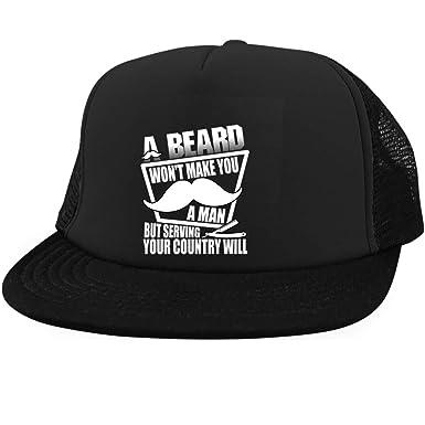 957504c4d30 I m A Bearded Man Cap