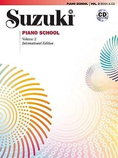 Suzuki Piano School, Vol 2: Book & CD (0739051660)   Amazon Products