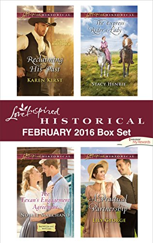 Love Inspired Historical February 2016 Box Set: An Anthology (Smoky Mountain Matches)