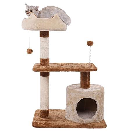 Cuerda de sisal Gato Marco de Escalada Gato Mesa Gato Gato ...