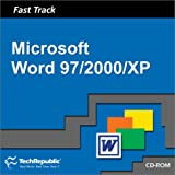Fast Track/Microsoft Word 97/2000/XP, TechRepublic, 1931490775