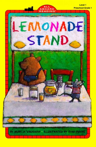 Lemonade Stand (All Aboard Reading)