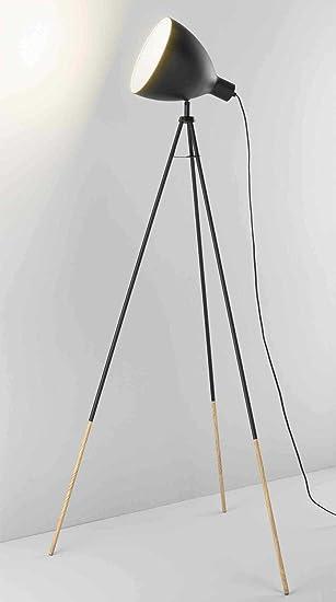 Dreibein Stehlampe Stehleuchte Standleuchte BONGO | 145 cm hoch ...