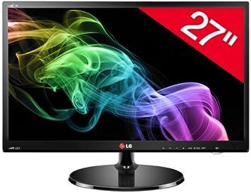 LG 27 MA43D Pantalla LED 27 Full HD con sintonizador TV + Adaptador HDMI Hembra/DVI-D Macho CG de 281hq – Connector Gold + Cable de HDMI/Macho – 2 m (MC380 – 2 m): Amazon.es: Electrónica