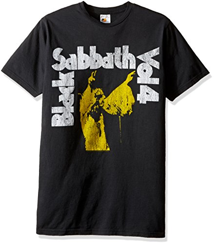 (Black Sabbath - Vol. 4 T-Shirt Size XL)