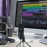 USB Microphone,Fifine Metal Condenser Recording