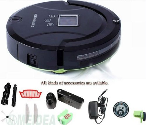 vacuum cleaner and mopper - 7