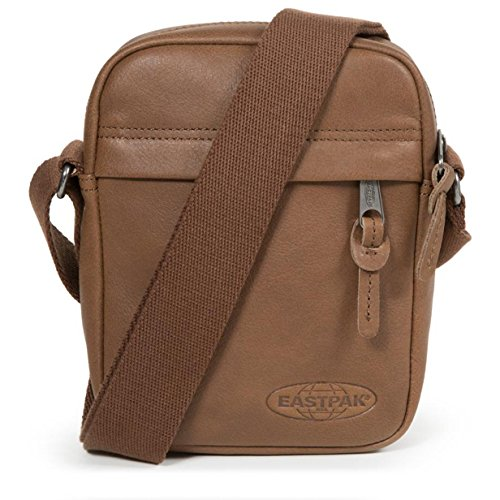 The Bag Brownie Size Leather Messenger One Eastpak 8BqxCwaRB