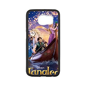 Samsung Galaxy S6 Phone Case Cover Tangled TD8315