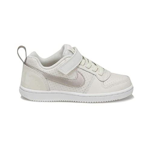 Nike Court Borough Low PSV Beige Scarpe Bambina Sneakers