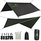 Best Tarp For Camping - Hammock Rain Fly – Tent Tarp for Camping. Essential Review