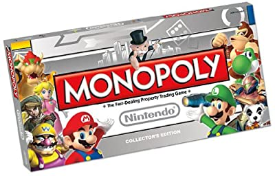 Monopoly Nintendo by USAOPOLY, Inc