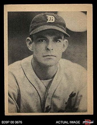 Amazoncom 1939 Play Ball 104 Tommy Bridges Detroit Tigers