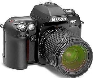 Nikon - N80 35mm Film SLR Camera with Nikon 28-80 G AF Lens