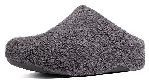 Carbón De Leña Zapatillas Casa De Fitflop Carbón De Leña