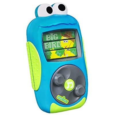 Sesame Street - Cookie Monster Mp3 Player by Hasbro