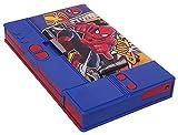 Disney & Marvel HMI Original Gadget Jumbo Pencil Box in Princess, Cinderella, Spider Man & Avengers Characters, Pencil Box for Kids