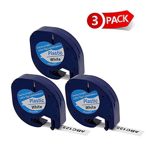 MARKLIFE Label Tape Cassettes Label Refills for Dymo