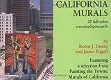 California Murals Postcard, Robin J. Dunitz, 0963286277