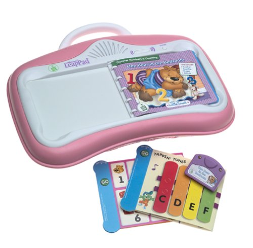 Little Touch LeapPad - Pink by LeapFrog