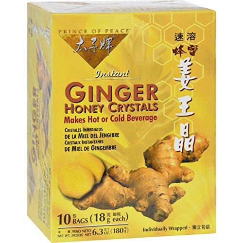 ant Ginger Honey Crystals (Ginger Honey Crystals)