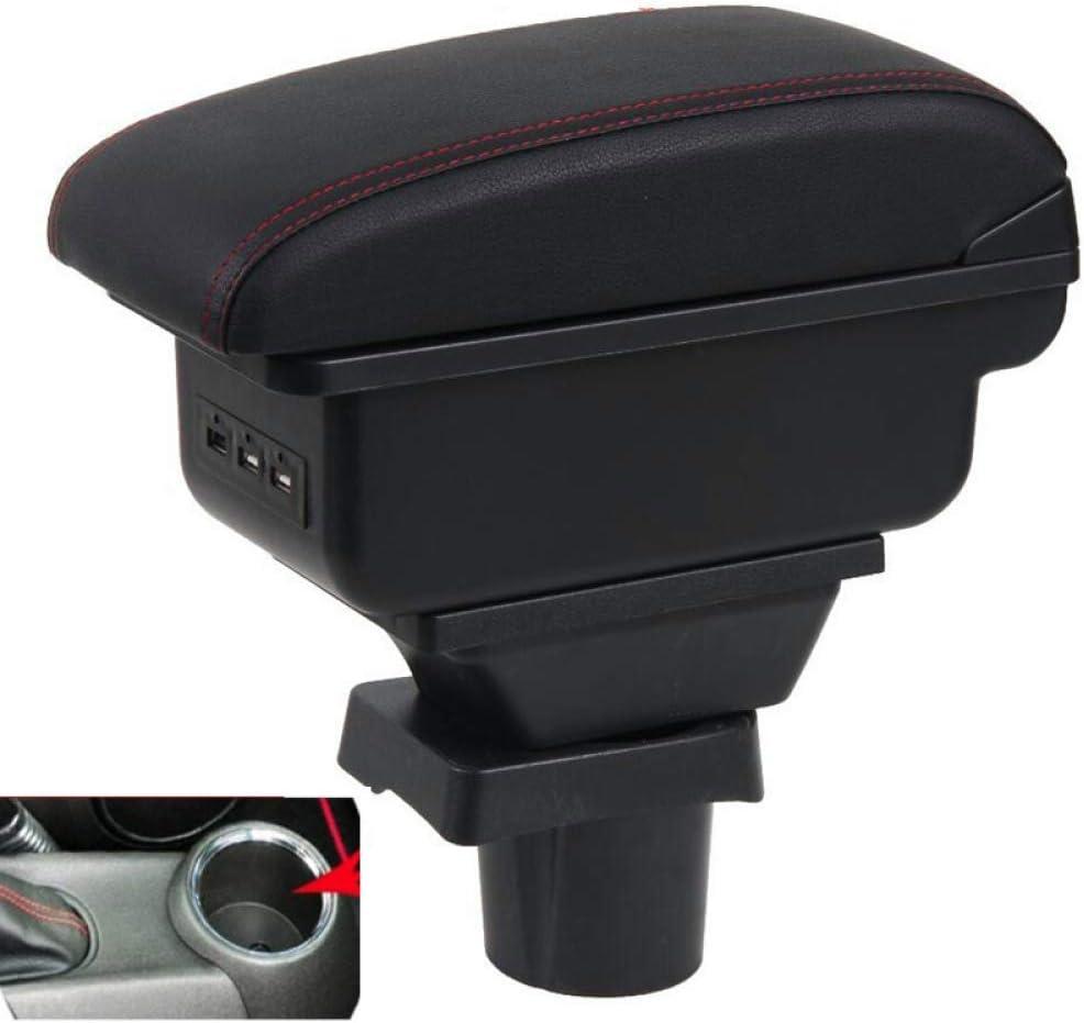 WHXJ Armlehnenbox Auto Parts Styling f/ür Mini Cooper R50 R52 R53 R56 R57 R58 F55 F56 F57 Countryman R60 F60