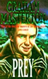 Prey by Graham Masterton front cover