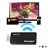 Samsung Galaxy Grand 2 SmartPhone EZCast v2.0 Miracast/DLNA HDMI Adapter for Mirroring/Streaming Connections up to 300Mbps! (Android 4.2+ Required)