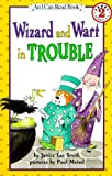 Wizard and Wart in Trouble, Janice Lee Smith, 0064442748