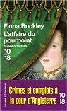 Les Enquêtes de Dame Ursula Blanchard, tome 2 : L'affaire du pourpoint par Buckley
