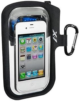 H2O Audio XC1-BK Amphibx Go - Funda impermeable para Apple iPhone ...