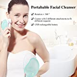 TOUCHBeauty Electric Facial Brush Skin Care