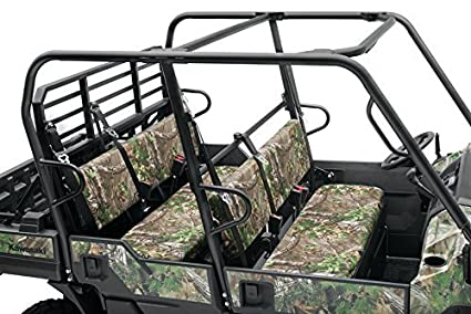 2015-2019 KAWASAKI MULE PRO-FXT DXT FX DX CAMO REALTREE GREEN SEAT COVER  KAF080-039