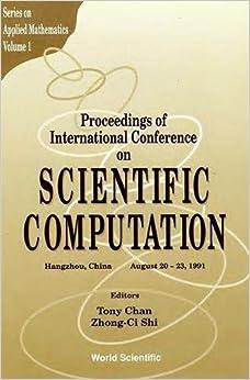 Descargar Utorrent Castellano Scientific Computation: Proceedings Of The International Conference Donde Epub